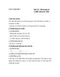 Giáo án bài Vẽ chữ trang trí - Mỹ thuật 7 - GV.Dương Hiếu Nghĩa