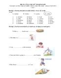 Tuyển tập bài luyện thi  Olympic Tiếng anh tiểu học (phần 2)