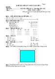 19 đề thi giữa kỳ 2 môn Toán lớp 1