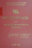 Khóa luận tốt nghiệp: Triển vọng phát triển quan hệ thương mại Việt Nam - Nam Phi