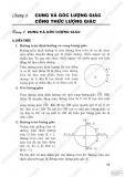 Phân loại và phương pháp giải các dạng toán Đại số 10: Cung góc, lượng giác, công thức lượng giác