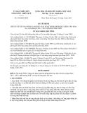 Quyết định 910/QĐ-UBND năm 2013