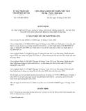 Quyết định 3356/QĐ-UBND năm 2013