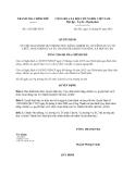 Quyết định 1135/QĐ-TTCP năm 2013