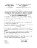 Quyết định 2670/QĐ-UBND năm 2013