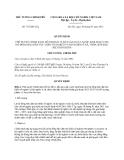 Quyết định 755/QĐ-TTg năm 2013