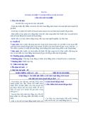 Giáo án Công nghệ 10 bài 50: Doanh nghiệp và hoạt động kinh doanh của doanh nghiệp