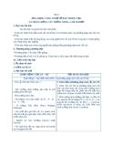 Giáo án bài Một số tính chất của đất trồng - Công nghệ 10 - GV:T.M.Châu