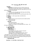 Giáo án bài Thực hành biểu diễn vật thể - Công nghệ 11 - GV:T.M.Châu