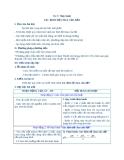 Giáo án Công nghệ 10 bài 8: Thực hành - Xác định độ chua của đất