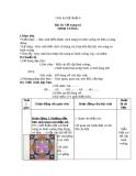 Giáo án bài 18: Vẽ trang trí hình vuông - Mỹ thuật 6 - GV.B.Trọng Tấn