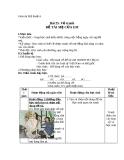 Giáo án bài 25: Vẽ tranh đề tài mẹ em - Mỹ thuật 6 - GV.B.Trọng Tấn