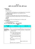 Giáo án Đạo đức 2 bài 10: Biết nói lời yêu cầu đề nghị