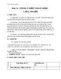 Giáo án bài 9: Tính chất hóa học của muối - Hóa 9 - GV.N Phương