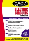 Theory and Problems of Electric Circuits - Fourth Edition