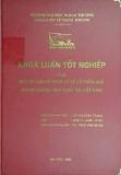 Khóa luận tốt nghiệp: Một số vấn đề pháp lý về cổ phần hoá doanh nghiệp nhà nước tại Việt Nam