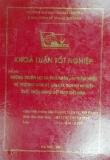 Khóa luận tốt nghiệp: Những thuận lợi và khó khăn khi thâm nhập thị trường Hoa Kỳ của các doanh nghiệp xuất khẩu hàng dệt may Việt Nam