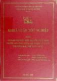 Khóa luận tốt nghiệp: Doanh nghiệp độc quyền Việt Nam trước ngưỡng cửa gia nhập tổ chức thương mại thế giới - WTO