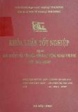 Khóa luận tốt nghiệp: Ảnh hưởng của Văn hóa đến hoạt động ngoại thương Việt Nam - ASEAN