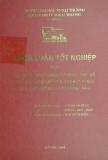 Khóa luận tốt nghiệp: Cải cách thuế giai đoạn 2005 - 2010 và tác động của nó đến sự phát triển của khu vực dịch vụ tại Việt Nam