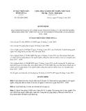 Quyết định 924/QĐ-UBND năm 2013