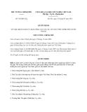 Quyết định 765/QĐ-TTg năm 2013