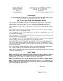 Quyết định 842/QĐ-UBND năm 2013