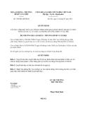 Quyết định 788/QĐ-LĐTBXH năm 2013