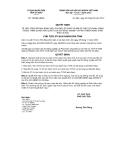 Quyết định 768/QĐ-UBND năm 2013
