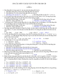 150 Câu hỏi và bài tập trắc nghiệm ôn thi ĐH-CĐ môn Lý