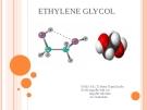 Đề tài : Ethylene glycol