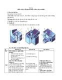 Giáo án bài 26: Mối  ghép cố định, mối ghép tháo được - Công nghệ 8 - GV.Hoàng Tuấn