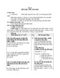 Giáo án bài 42: Bếp điện nồi cơm điện - Công nghệ 8 - GV.Hoàng Tuấn