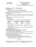 Đề thi thử Đại học môn Địa lý Khối C năm 2014 - Đề số 17
