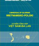 Một số từ điển của Việt Nam - Ba Lan