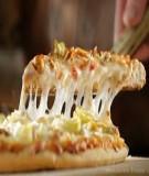 Cách làm salami Pizza