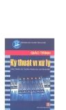 Giáo trình Kỹ thuật vi xử lý - NXB Hà Nội