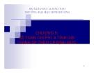 Bài giảng Kế toán chi phí ( TS Nguyễn Thanh Hùng) - Chương 5 Kế toán chi phí và tính giá thành sản phẩm theo chi phí định mức