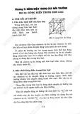 Giải bài tập Vật lý 11 cơ bản - Chương 5 - Dòng điện trong các môi trường