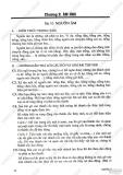 Giải bài tập Vật lý lớp 7 - Chương 2 - Âm học