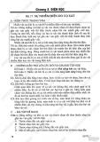 Giải bài tập Vật lý lớp 7 - Chương 3 - Điện học
