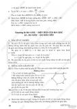 Giải bài tập Toán 8 - Chương 2 - Đa giác