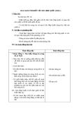 Giáo án Đạo đức 5 bài 13: Em tìm hiểu về Liên Hợp Quốc