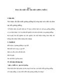 Giáo án Vật lý 7 bài 5: Ảnh của một vật tạo bởi gương phẳng
