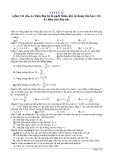 114 câu hỏi trăc nghiệm môn Vật lý lớp 12