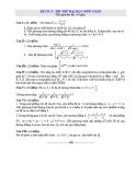 Đề thi thử Đại học môn Toán - Đề 37, 38