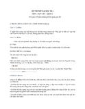 Đề thi thử Đại học môn Văn khối C năm 2014 - Đề 28