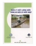 Giáo trình Quản lý chất lượng nước nuôi trồng thủy sản - Nxb. Nông nghiệp