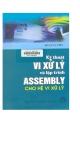 Kỹ thuật vi xử lý và lập trình Assembly cho hệ vi xử lý - PGS.TS. Đỗ Xuân Tiến