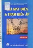 Nhà máy điện và trạm biến áp, phần điện - NXB Khoa học và Kỹ thuật